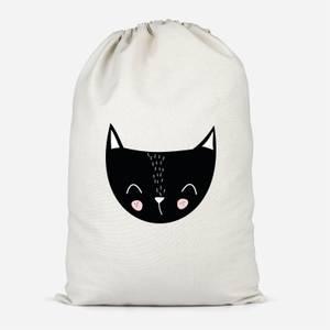 Cat Cotton Storage Bag