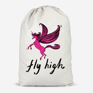 Fly High Cotton Storage Bag