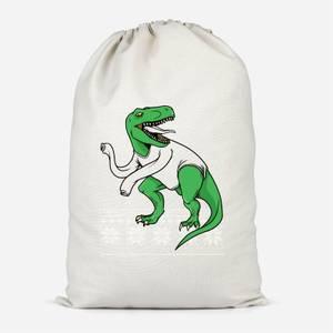 T-Rex Sleeves Cotton Storage Bag