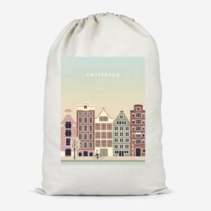 Amsterdam Cotton Storage Bag