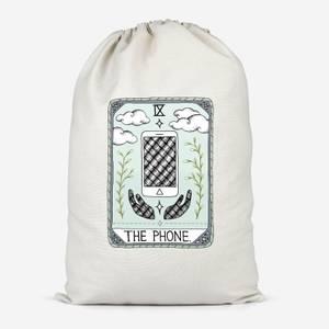 The Phone Cotton Storage Bag