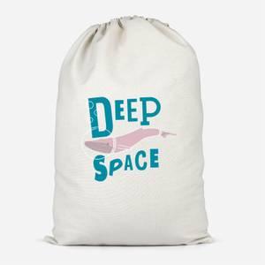 Deep Space Cotton Storage Bag
