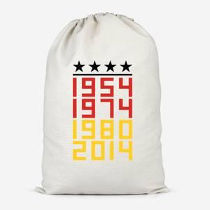 Deutscland Cotton Storage Bag