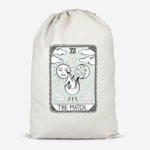 The Match Cotton Storage Bag