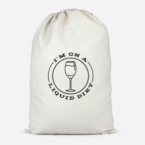 Liquid Diet Wine Cotton Storage Bag