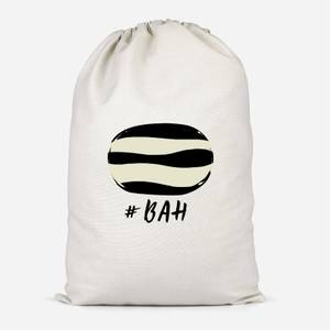 Bah Humbug Cotton Storage Bag