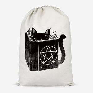 Satanicat Cotton Storage Bag