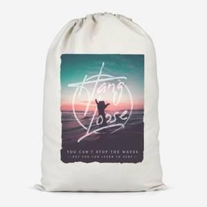 Hang Loose Cotton Storage Bag