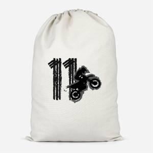 11 Motocross Cotton Storage Bag