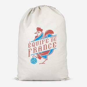 Equipe De France Cotton Storage Bag