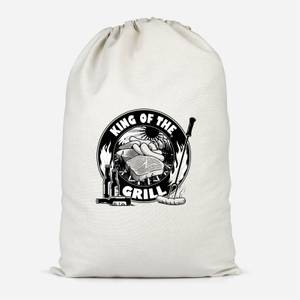 King Of The Grill Cotton Storage Bag