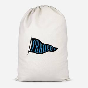 France Pennant Cotton Storage Bag