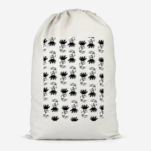 Pineapple Cotton Storage Bag