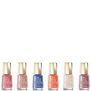 Mavala Solaris Mini Colour Nail Varnish 5ml (Various Shades)