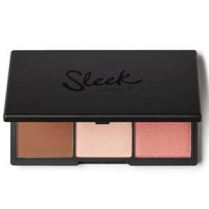 Sleek MakeUP Face Form Palette - Light