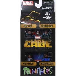 Minimates Marvel Defenders Netflix Luke Cage Figure Box Set