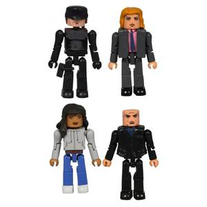 Minimates Marvel Defenders Netflix Daredevil - Series 1 Figure Box Set