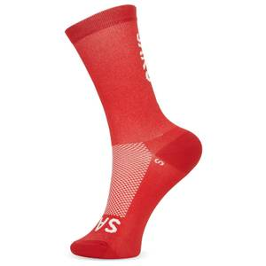 Sako7 YEAH Socks - Red