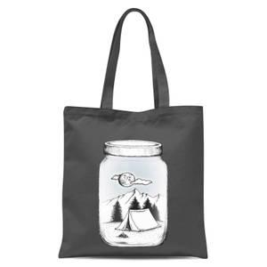 New Adventure Tote Bag - Grey