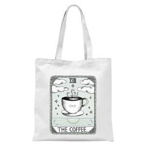 The Coffee Tote Bag - White