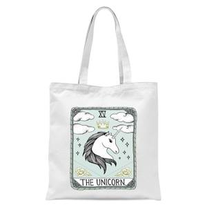 The Unicorn Tote Bag - White