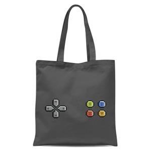 Pad Gaming Tote Bag - Grey