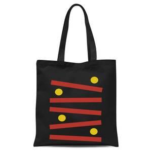 Levels Gaming Tote Bag - Black