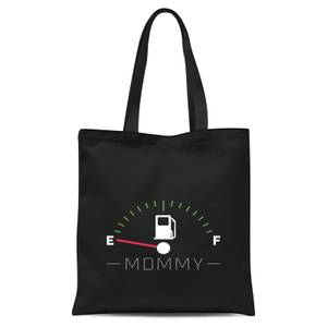 Mommy Fuel Low Tote Bag - Black