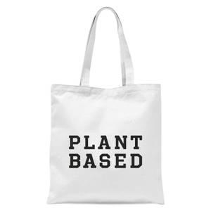 Plant Based Tote Bag - White