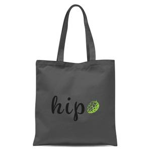 Hip Hop Tote Bag - Grey