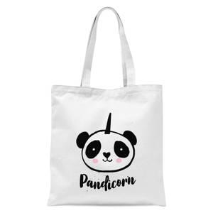 Pandicorn Tote Bag - White