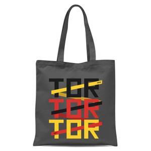 TOR TOR TOR Tote Bag - Grey