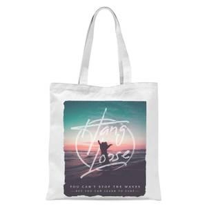 Hang Loose Tote Bag - White