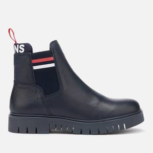Tommy Jeans Women's Chelsea Boots - Midnight