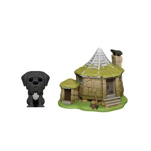 Harry Potter Hagrid's Hut with Fang Funko Pop! Town
