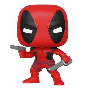 Figurine Pop! Deadpool - Première Apparition Marvel