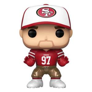 NFL San Francisco 49ers Nick Bosa Home Jersey Funko Pop! Vinyl