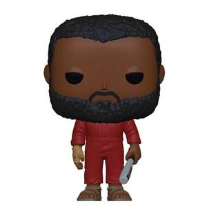 Figurine Pop! Abraham Avec Batte De Baseball