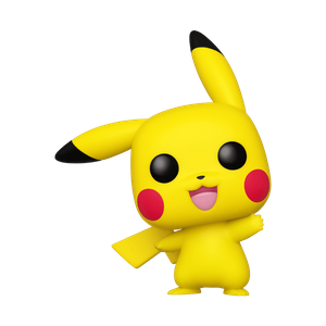 Pikachu Pokemon Funko Pop! Vinyl