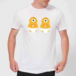 Monster Twins Men's T-Shirt - White