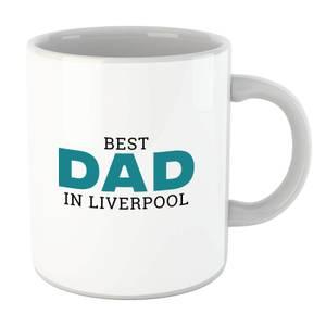 Best Dad In Liverpool Mug