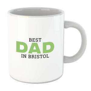 Best Dad In Bristol Mug
