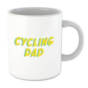 Cycling Dad Mug