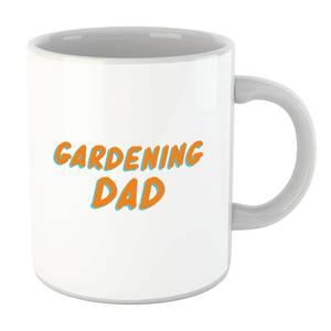 Gardening Dad Mug