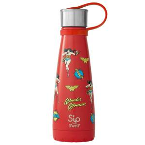 S'ip by S'well Wonder Woman Water Bottle - 295ml