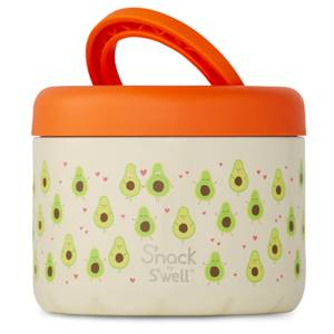 S'nack by S'well Avocado Food Container - 24oz