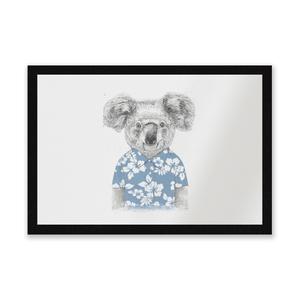 Koala Bear Entrance Mat