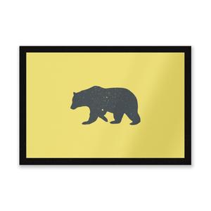 Bear Entrance Mat