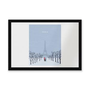 Paris Entrance Mat