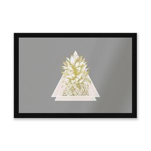 Pineapple Entrance Mat